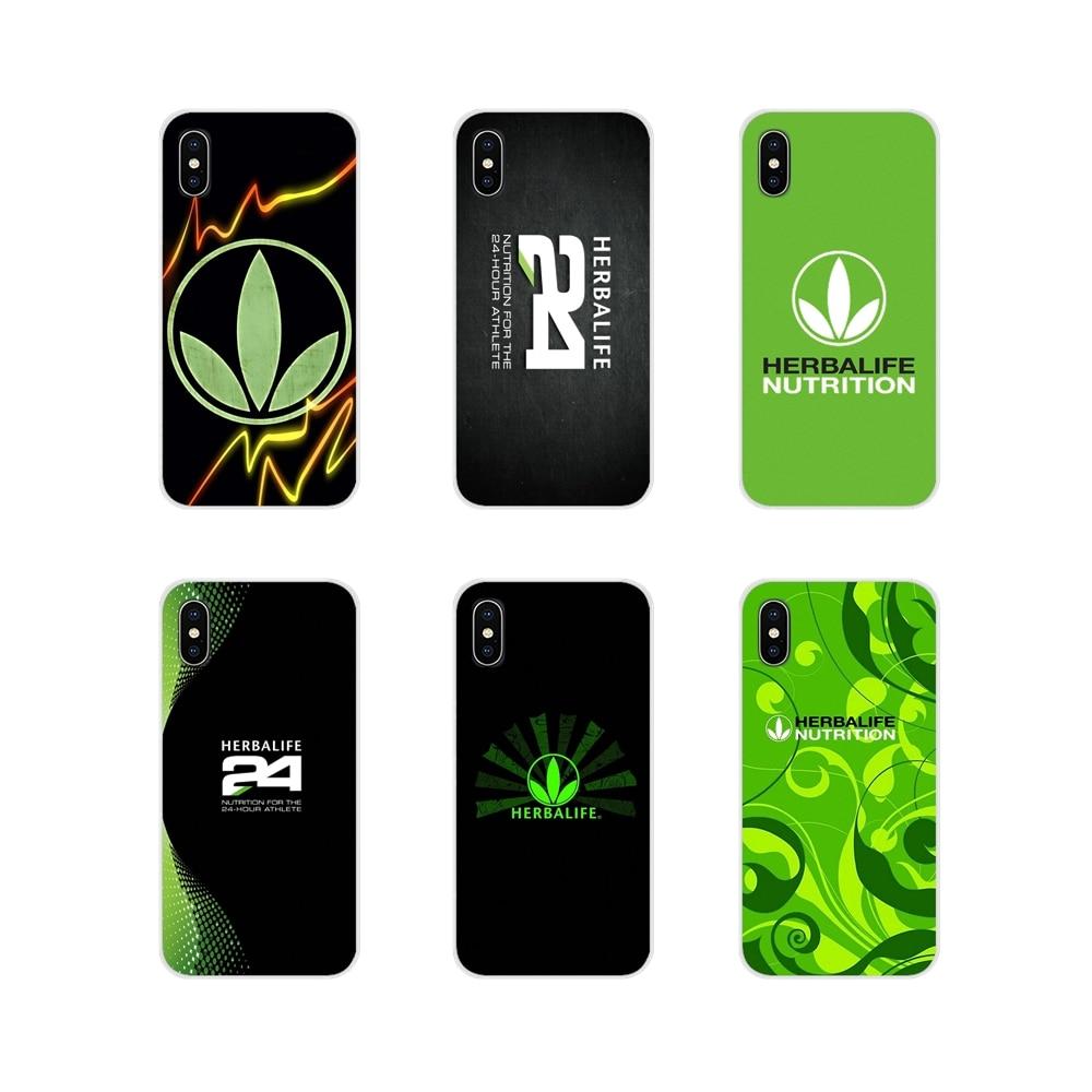 Fundas de teléfono Herbalife para Apple iPhone X XR XS 11Pro MAX 4S 5S 5C SE 6S 7 8 Plus ipod touch 5 6, accesorios