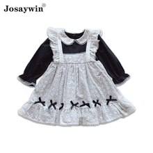 2021 New Style Spring Kids Dress for Girls Baby Party Dress for Kid Wedding Dress Girl Long Sleeve L