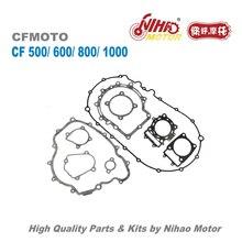 Garnitures complètes CF500   Pièces CF188 500cc CF MOTO ATV UTV Quad Engine de rechange