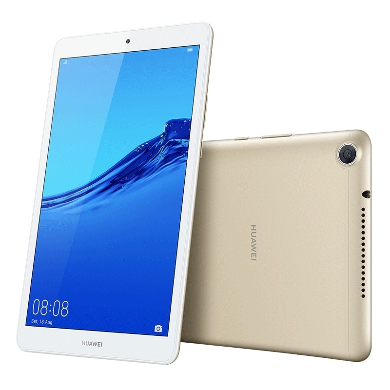 HUAWEI Mediapad M5 lite 8.0 inch LTE Android 9 Hisilicon Kirin 710 Octa Core Dual Camera 5100mAh Battery Tablet Official rom