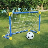 football mini toy football 45cm goal toy set kids soccer boys pump for toddler girls ball ball and goal toy with kids p8l5