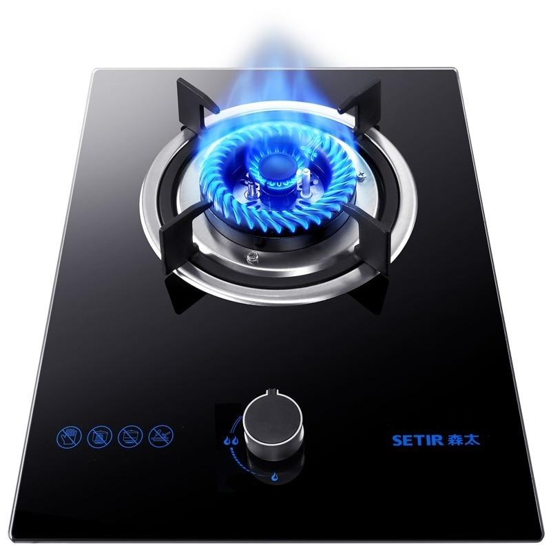 Энергосберегающая газовая плита T17BA для домашнего использования|Варочные