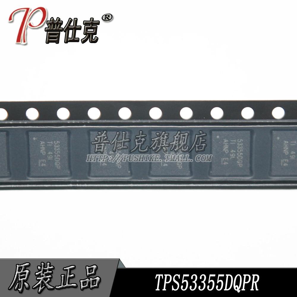 شحن مجاني | TPS53355DQPR TPS53355DQPT SON22 53355DQP 10 قطعة