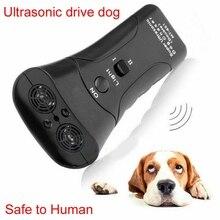 Dispositif répulsif pour lentraînement des chiens   Appareil 3 en 1 Anti-aboiement Anti-aboiement, dispositif dentraînement pour animaux de compagnie