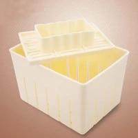 diy tofu press homemade tofu maker tofu machine pressing kitchen cheese cheese cloth tool molds mould molds tofu kit q8r1