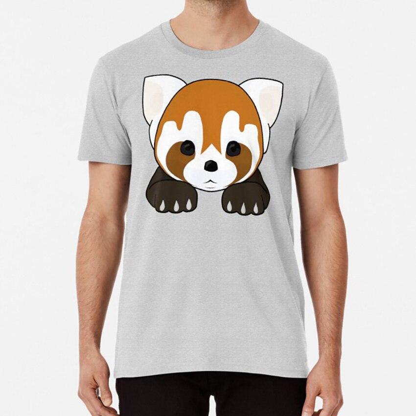 Lesser Panda/Panda Rojo T camisa de Ffxiv Ff14 Final Fantasy 14 Final Fantasy Xiv Final fantasía menor Panda Rojo, Panda