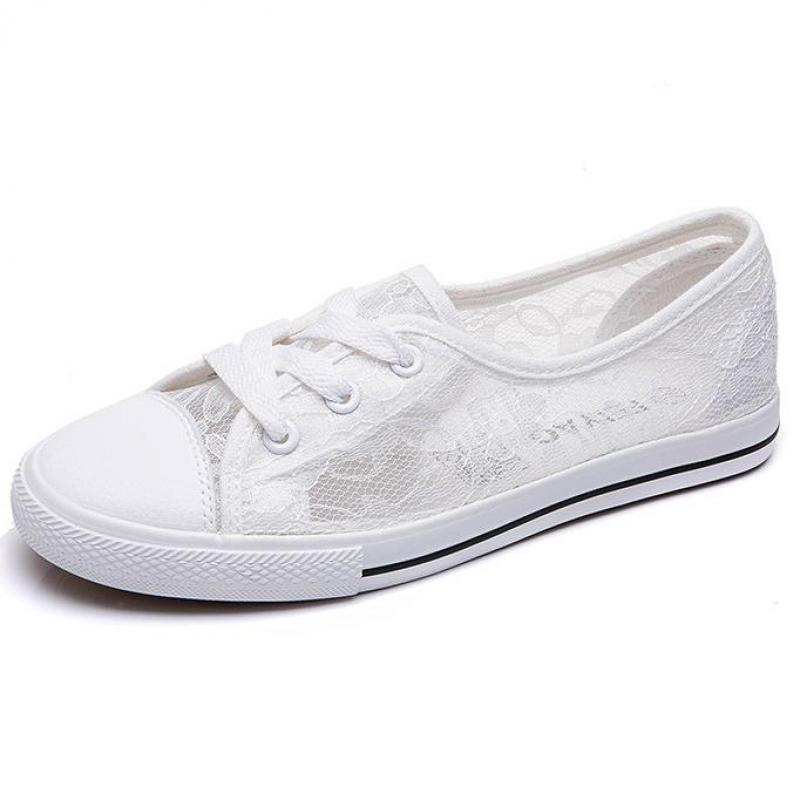 الصيف تنفس شبكة أحذية رياضية امرأة التدريب أحذية رياضية مريحة النساء في الهواء الطلق المشي حذاء رياضة أبيض تشغيل حذاء تنس