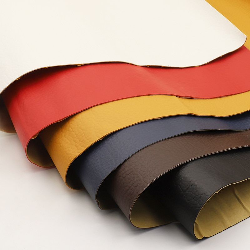 1.35x1m PU Leather Self Adhesive Fix Subsidies Simulation skin back Since the Sticky Rubber Patch Leather Sofa Fabrics