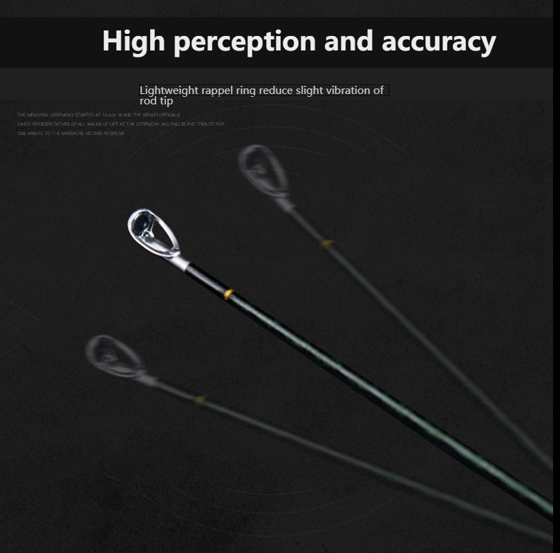 PURELUREAll Fuji Accessories Luya Rod High Carbon Universal Long Shot Gun Straight Shank Fishing Rod Quick Adjustment enlarge