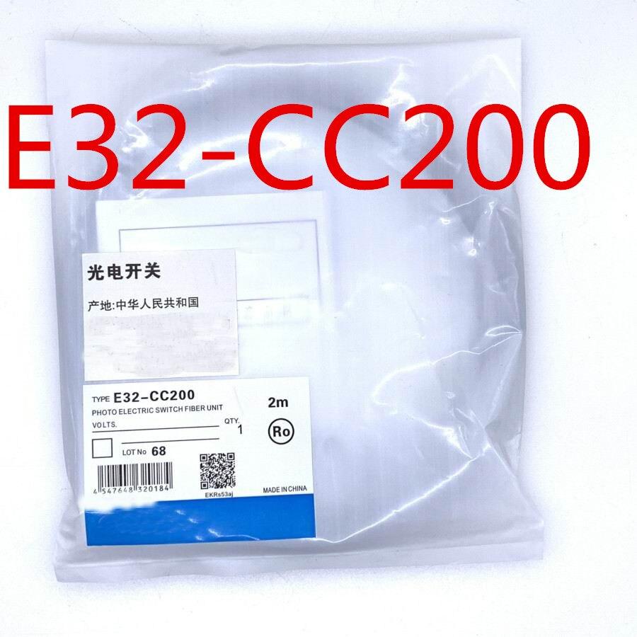 E32-CC200  Optical Fiber Sensor New High Quality One Year Warranty