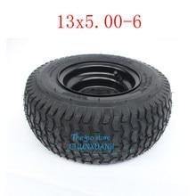 2 pièces offre spéciale aller KART KARTING ATV UTV Buggy 13X5.00-6 pouces roue pneu sans chambre avec moyeu