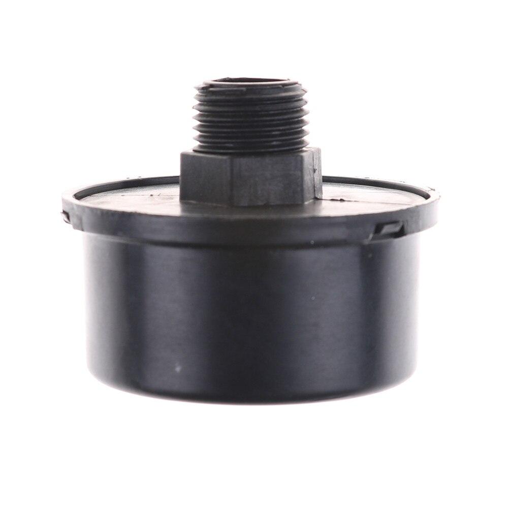 1 шт. 16 мм Мужской резьбовой глушитель фильтра глушители для воздухозаборника компрессора