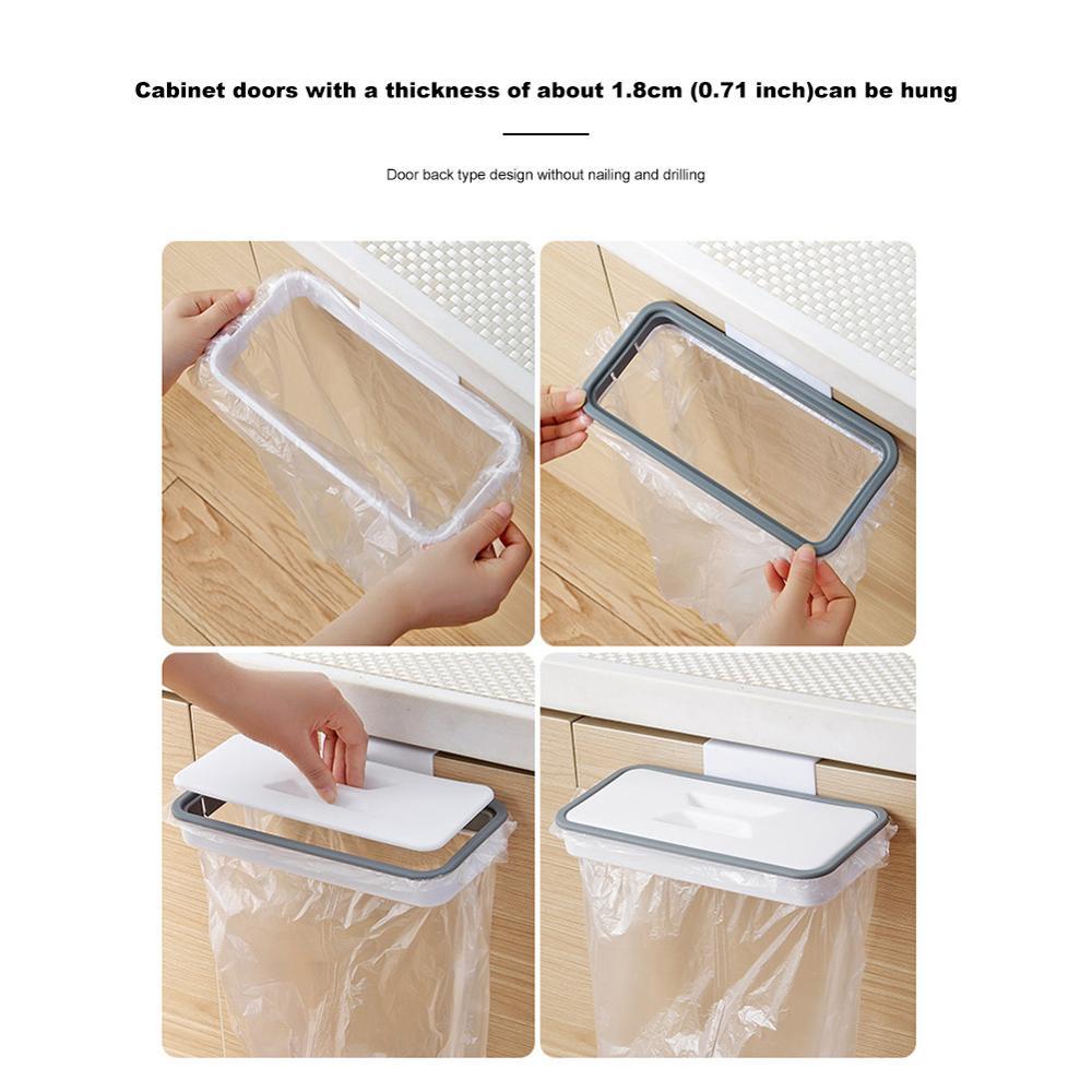 Prenosna plastična vreča za smeti, kuhinjska vrečka za - Organizacija doma - Fotografija 3