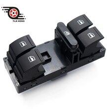 Nouveau interrupteur de fenêtre électrique pour VW Jetta IV Passat 36 3c2 365 CC 3C5 Tiguan Touran 1K4959857B 1K4959857A