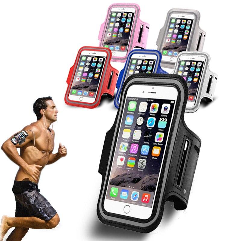 Universal Outdoor Sport Telefoon Houder Armband Case Voor Samsung Gym Running Phone Bag Arm Band Case Voor Iphone 11 Xs max 6.5 Inch