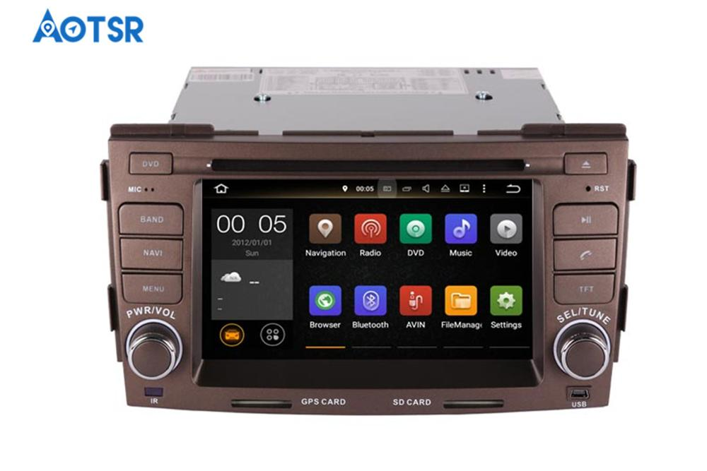 6.2 android 9.0 Car DVD Player GPS Navigation for HYUNDAI SONATA NF 2008-2010 octa 8 core 4g RAM 32g ROM 2din radio recorder