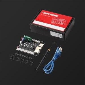 1 Set E4 V1.0 Wifi Control Board ESP32&TMC2209 with Bluetooth for 3D Printer W8ED