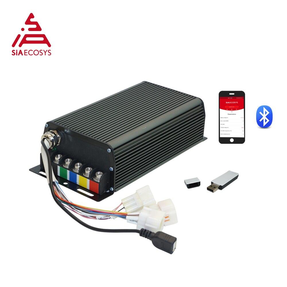 SiAECOSYS-وحدة تحكم دراجة كهربائية قابلة للبرمجة ، أداة تحكم SIA7230 ، وصول جديد