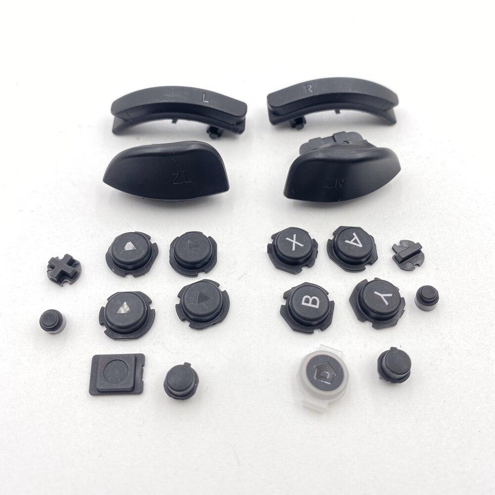 ABXY-مفاتيح تحكم يسار/يمين لوحدة التحكم Joy-con ، لـ nintendo Switch ، 100 قطعة