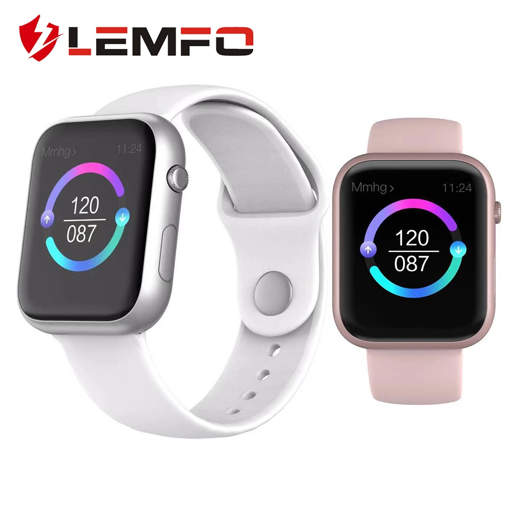 LEMFO SX16 Women Smart Watch Men IP67 Smartwatch Android IOS Support Heart Rate Blood Pressure Tracker Fitness Bracelet Sport