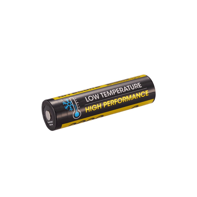 NITECORE NL1829LTHP 18650 2900mAh 8A 3.6V battery Low temperature High Performance Li-ion battery for Concept 1 HC33 EC23 TM28