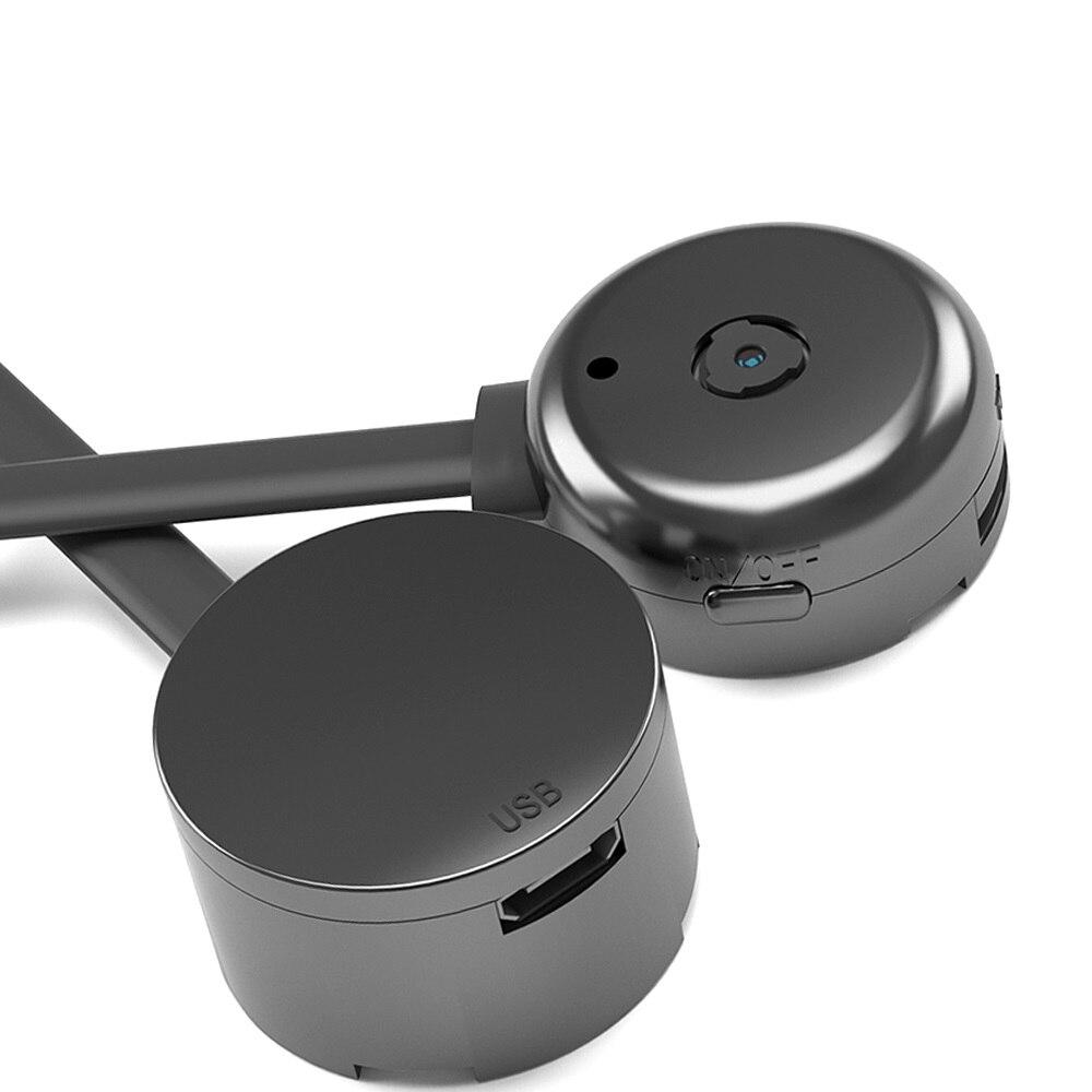 Alta definición negro inalámbrico DV/WIFI miniatura cámara Mini 1080P visión nocturna Cámara Monitor Dvr grabadora videocámara