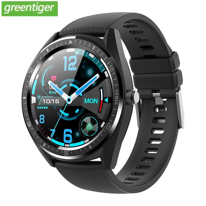 KW33 Smart Watch Men IP68 Waterproof  long standby Fitness Tracker Heart Rate Monitor Blood Pressure Sport Smartwatch vs dt78