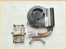 683193-001 POUR Ordinateur Portable Ventilateur De Refroidissement Pour HP G4-2000 G6-2000 G7-2000 TPN-Q109 TPN-Q110 Radiateur Ventilateur 683192-001 683193-001