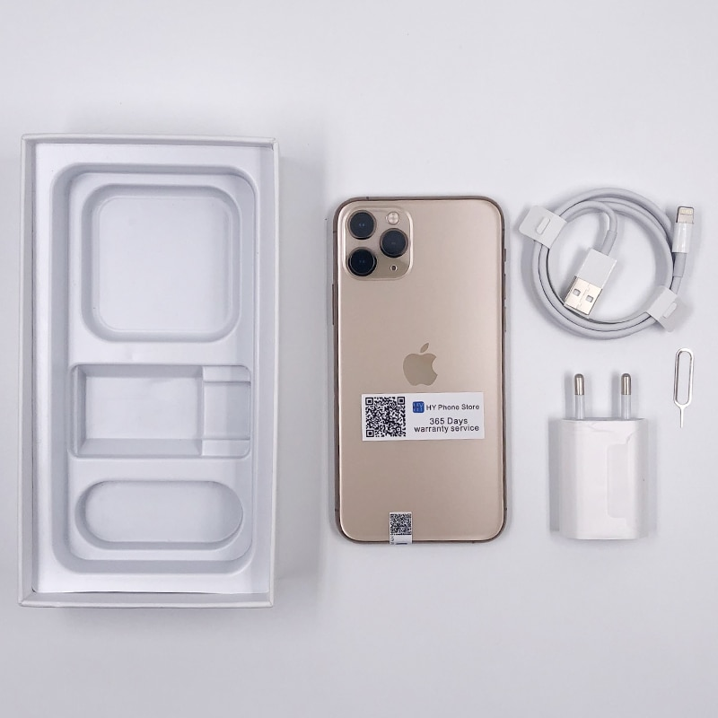 Apple iPhone 11 pro 256GB / 64GB ROM Unlocked Smartphone A13 Bionic chip 4G LTE 5.8