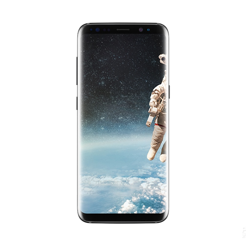 "Tems y Nemo Samsung Galaxy S8 más G9550 teléfono móvil 4GB RAM 128GB ROM 6,2 ""1440x2960p 3500mAh 12MP Android7.0"