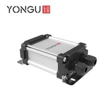 YONGU M06 Wasserdichte IP68 Gehäuse Schwarz Silber Farbe Anti-korrosion Aluminium Profil