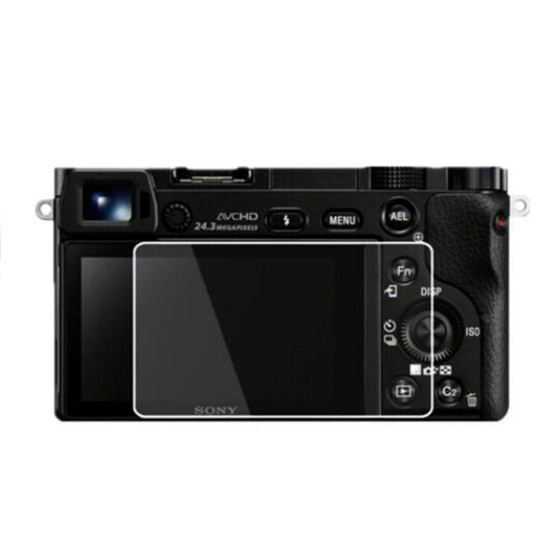 Vidrio templado para Sony A7 A7II A7III A7SII A7RII A7RIII A7R2 A7R3 A7M3 A7M2 A7R A7S A7RM2 A7RSM2 A9 III de película Protector de pantalla