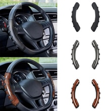 Car Modification Supplies Car Steering Wheel Cover Faux Fur Car Imported Suede Sport Anti Slip Inter