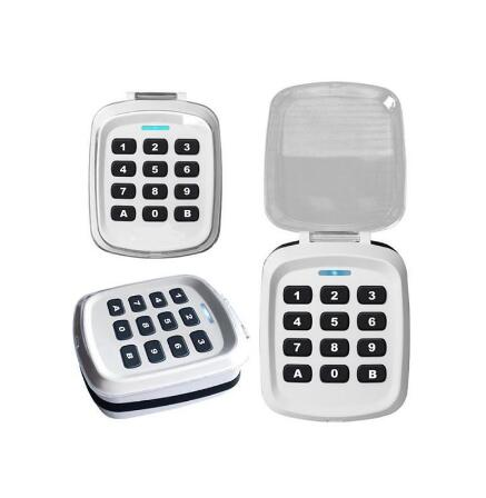 Garage Door Wireless Keypad access controller 280-868mhz remote control duplicator sk3 ii direct factory pulse mode and toggle mode door access controller with wireless keypad