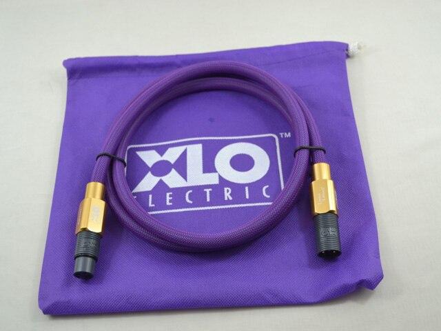 1,5 M de edición limitada LE-2 equilibrada de Audio XLR Cable Coaxial de cable digital