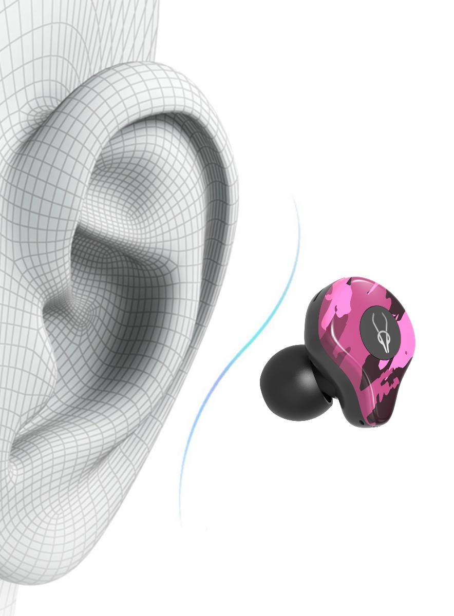 Sabbat E12 Ultra Camo Series True Wireless Earphone Qualcomm Bluetooth Binaural Stere HiFi Stereo Noise Reduction Headset enlarge
