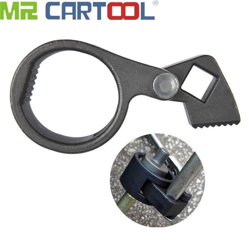 MR CARTOOL 1/2 дюйма гаечный ключ для тяги 27-42 мм, универсальный ключ для снятия тяги руля, внутренний ключ для тяги
