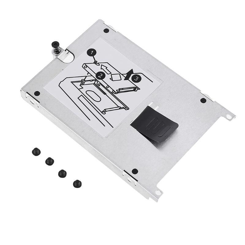 ПК компьютер Ноутбук HDD жесткий диск Монтажная рамка лоток кронштейн для H-P 6910P NC6400 NC4400 6930P 8510P 6515B 8710W
