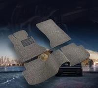 custom car floor mat for mitsubishi asx lancer outlander pajero sport grandis galant eclipse cross auto products accessories
