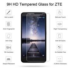 Verre décran trempé pour ZTE Nubia M2 Lite N2 N3 V18 verre trempé pour ZTE Nubia Z7 Max N1 Mini 9H verre HD sur Nubia Z9 Mini