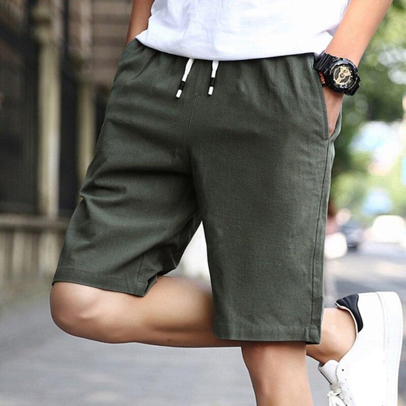 Мужские летние повседневные шорты, мужские Модные шорты, пляжные бермуды, дышащие пляжные шорты, мужские спортивные шорты