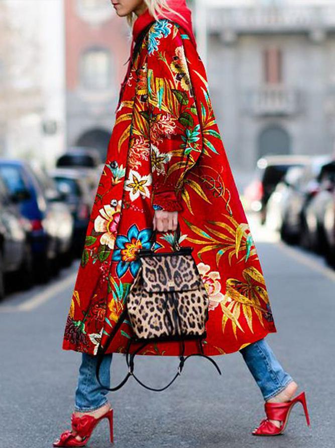 KALENMOS-abrigo de lana con capucha para Mujer, chaqueta con botones cubiertos, cálido,...