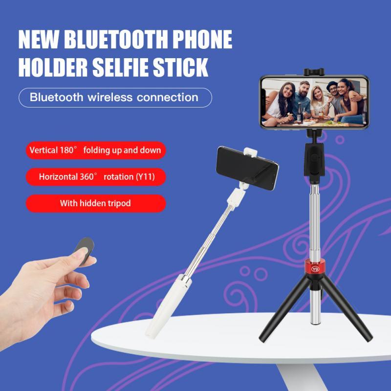 Bluetooth Selfie Stick Remote Control ,3 In 1 Portable Selfie Stick Tripod With Bluetooth Remote,Camera Self-Timer Artifact Rod