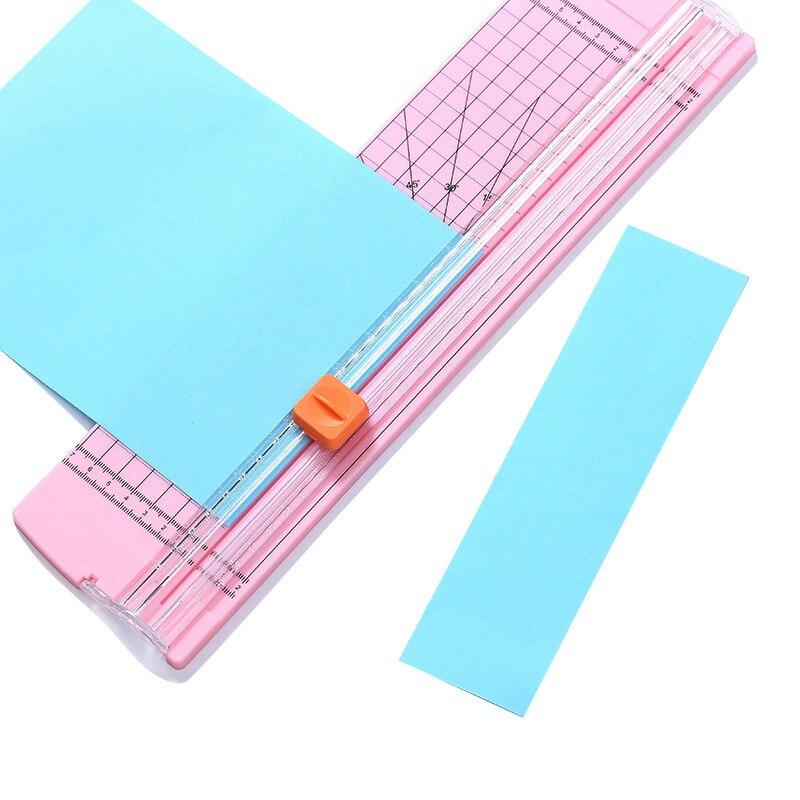 A4 бумажный резак многофункциональный нож, резак для бумаги инструменты для наклеивания вырезок триммер для бумаги ручной резак
