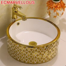 Sobre Encimera Bowl Da Appoggio Mano Waschtisch Salle De Bain Wastafel Waschbecken Bassin Lavabo Pia Cuba Banheiro Bathroom Sink