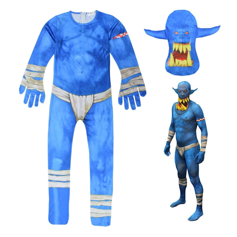 2020 Halloween costumes cosplay costumes funny monsters cosplay tights