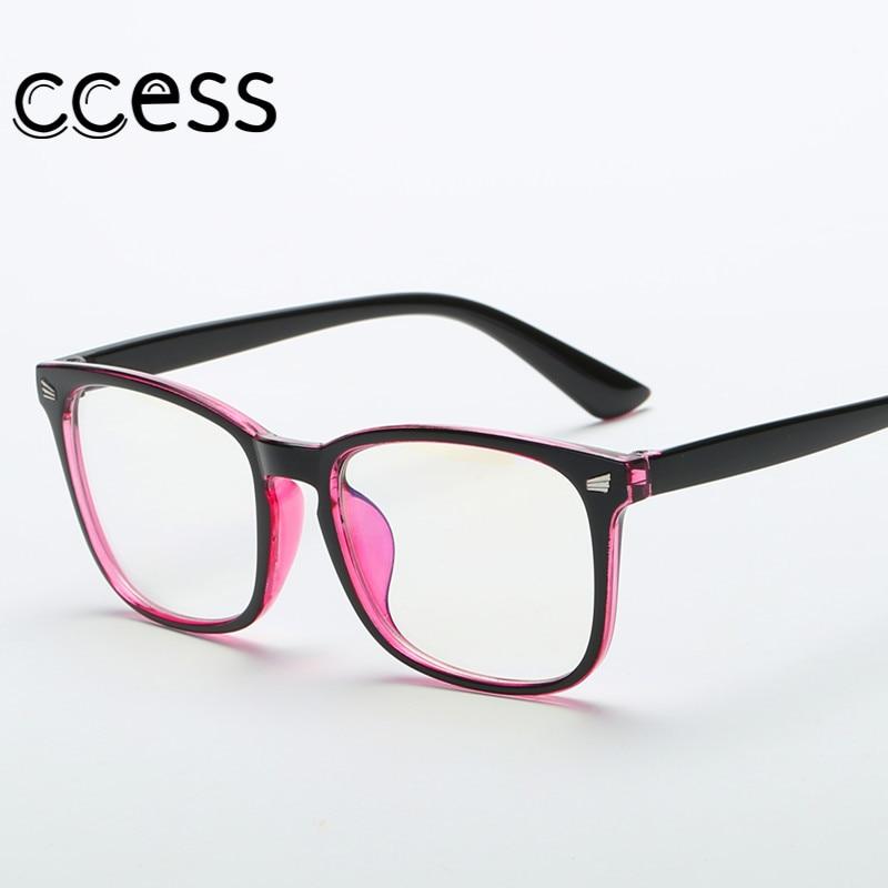 Anti Blue Rays Computer Glasses Retro Sunglasses for Women Anti-fatigue Coating Gaming Eyewear for M