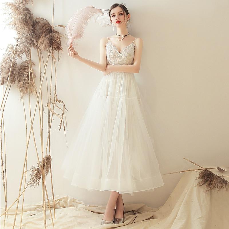 Review 202 luxury design high-end Mori Department simple foreign style suspender light wedding dress temperament slim wedding dress