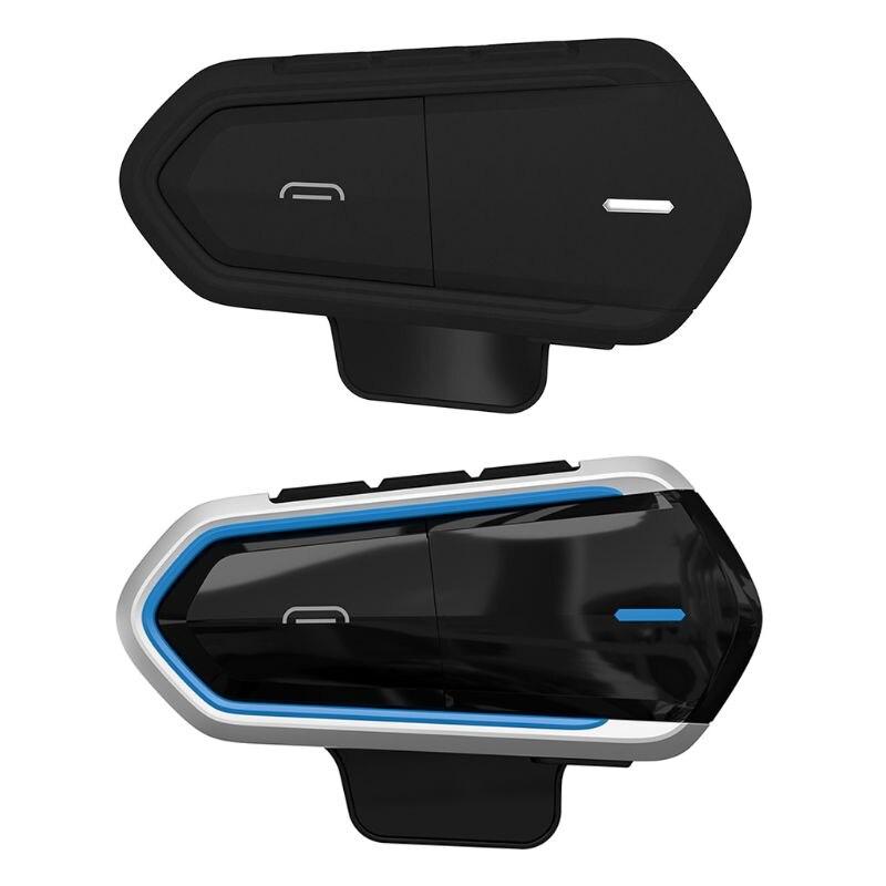 1 комплект водонепроницаемый низкое потребление QTB35 мотоциклетный шлем беспроводной Bluetooth гарнитуры Наушники Аксессуары