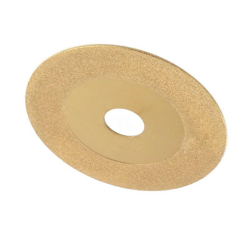 Amoladora angular de Disco de corte de diamante, accesorio para pulido, carburo, baldosas de porcelana de piedra, ruedas de molienda